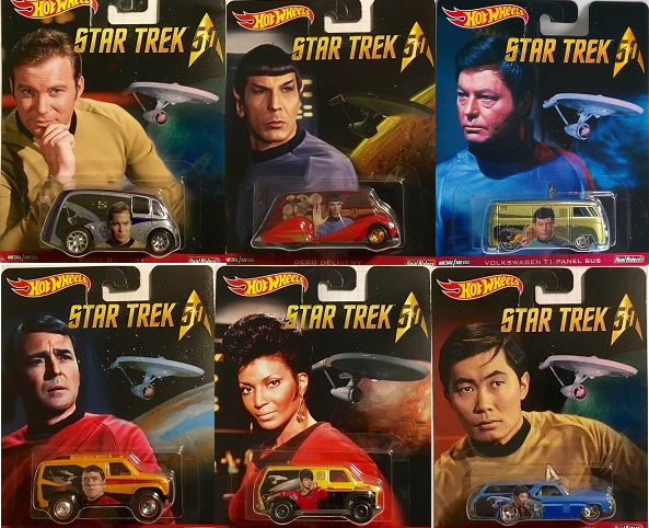 Star Trek Pop Culture